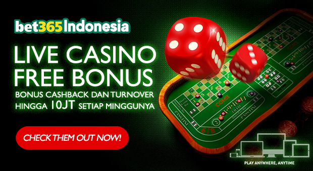 Bet365 Indonesia Casino